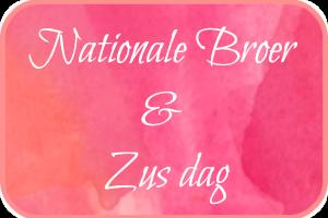 nationale broer en zus dag