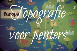 Topografie voor peuters