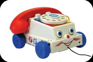 nostalgisch speelgoed