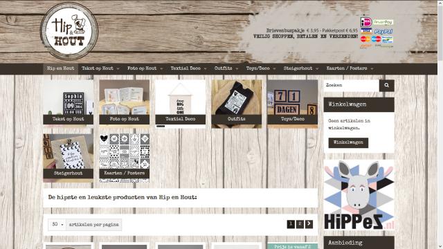 bblogt loves webshops hip en hout
