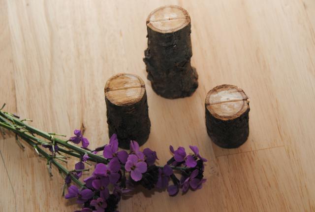 houten fotohouder maken