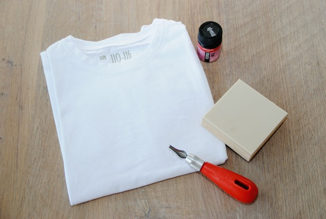 shirt stempelen
