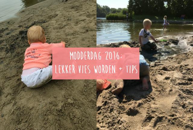 Modderdag 2016; lekker vies worden + tips