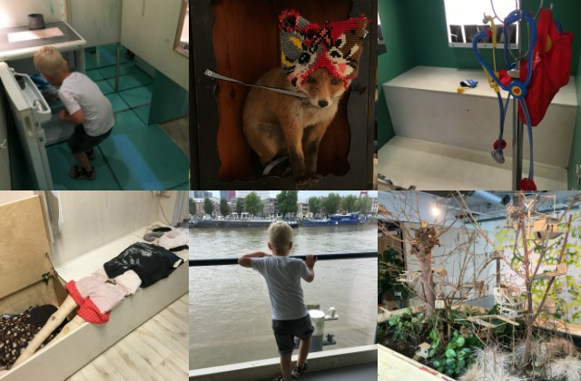 Weekendtips; experimenteren en ontdekken in Villa Zebra
