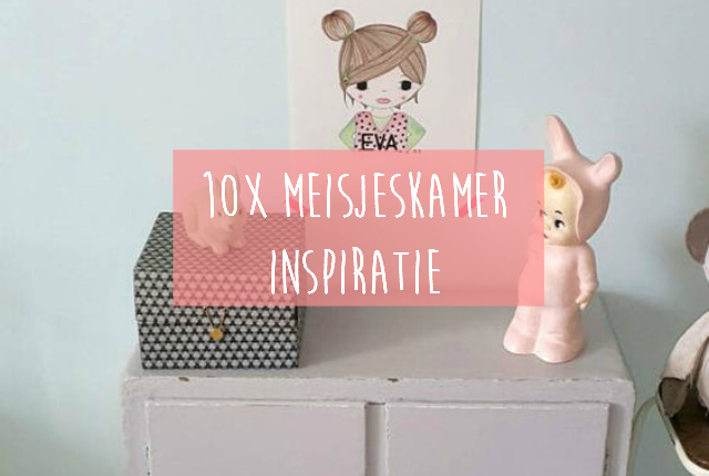 10x Meisjeskamer inspiratie uitgelf634110459c443e