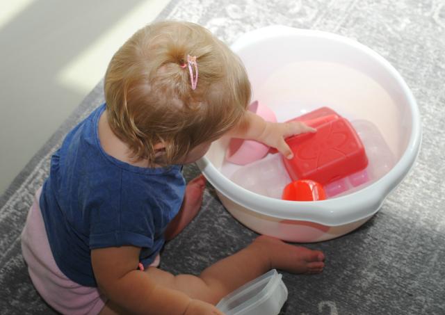 Speltips; Spelen met je baby