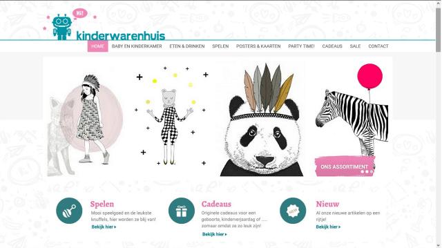 Bblogt loves webshops; Kinderwarenhuis