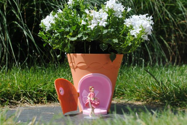 Magisch tuinieren met kinderen
