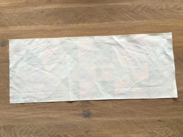DIY; Eenvoudig een zakje van stof naaien