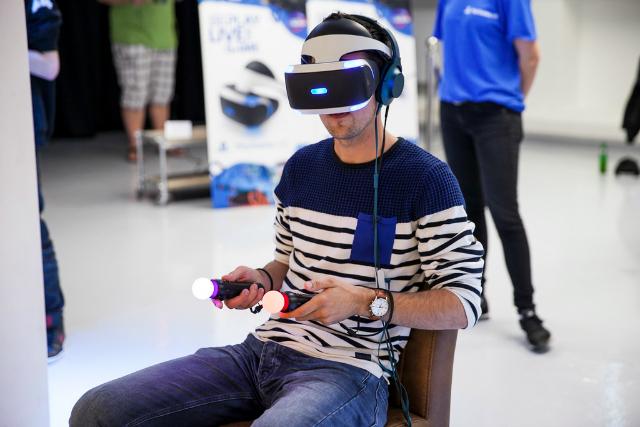Sony's Playstation VR voor kinderen?