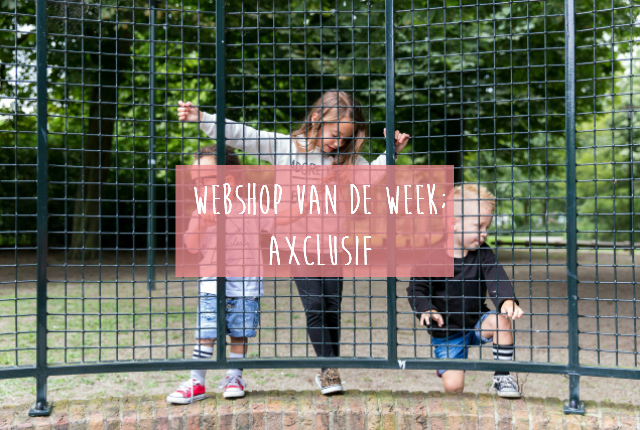Webshop van de week; Axclusif