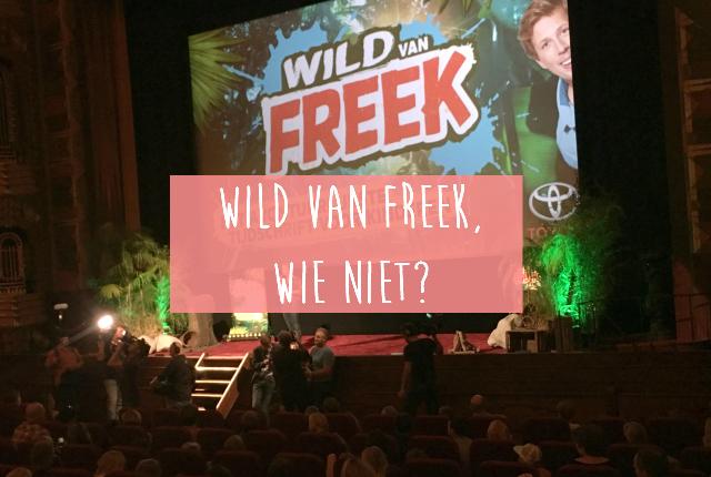 Wild van Freek, wie niet uitgelicht