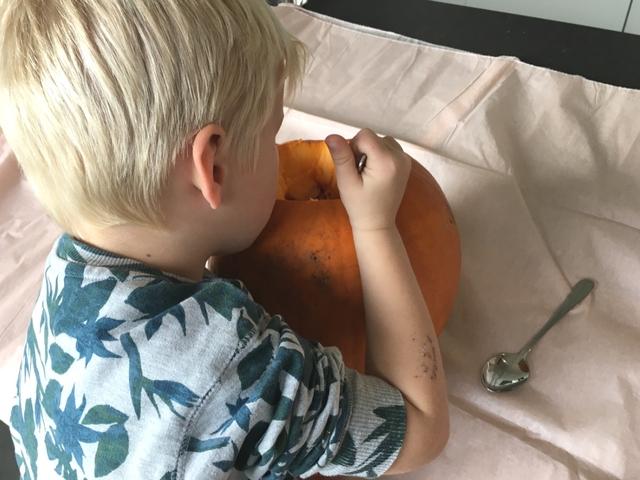 Disney Inspired; Halloween Pompoen en veel inspiratie