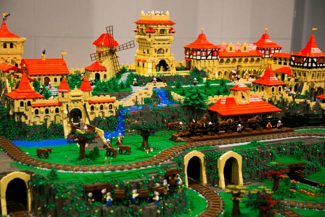 Herfstvakantie tip; LEGO World Nederland