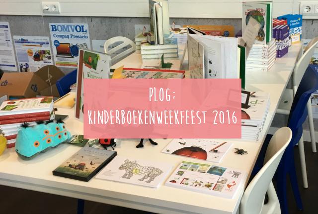 Plog; Kinderboekenweekfeest 2016