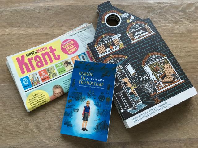 Voor altijd jong; kinderboekenweek 2016