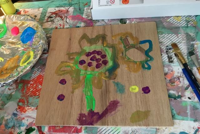 DIY; een plantenpers maken