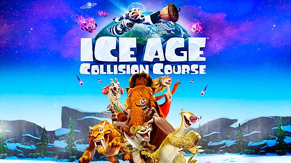 Sinterklaastip; Ice Age 5 Collision Course op DVD