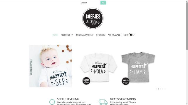 Webshop van de week; Boefjes en Bijtjes