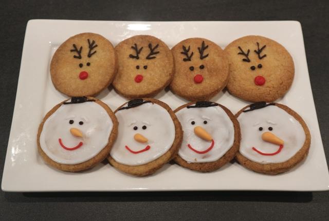 Recept; vanille kerstkoekjes