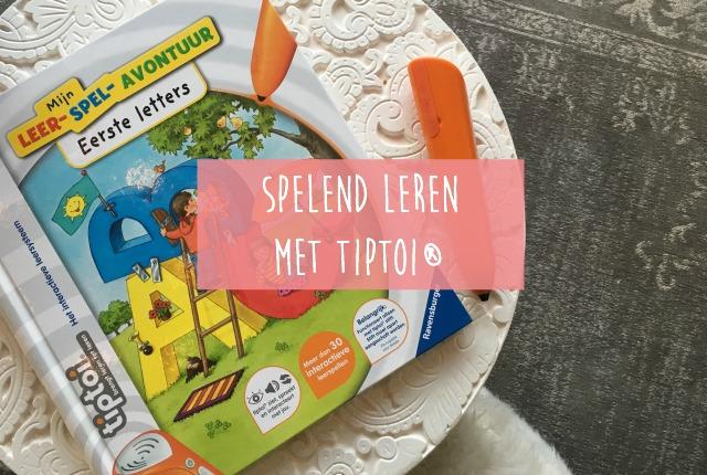 Spelend leren met tiptoi®
