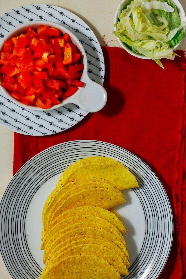 Recept; Vis taco's
