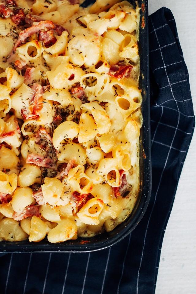 Recept mac n cheese