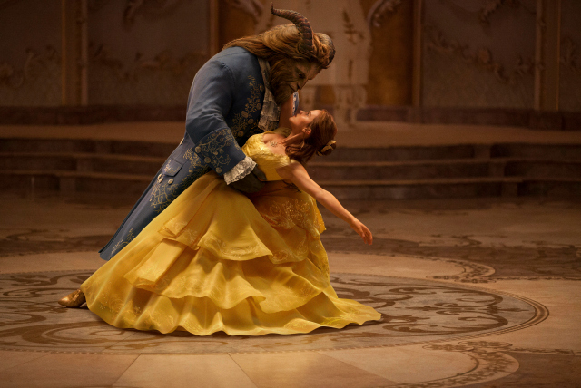 Disney's live-action versie van Beauty & The Beast