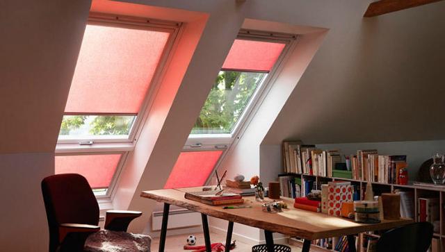 Kinderkamer inspiratie; raamdecoratie