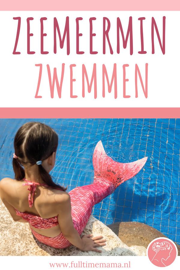 Zeemeermin zwemmen: De ultieme droom voor meisjes