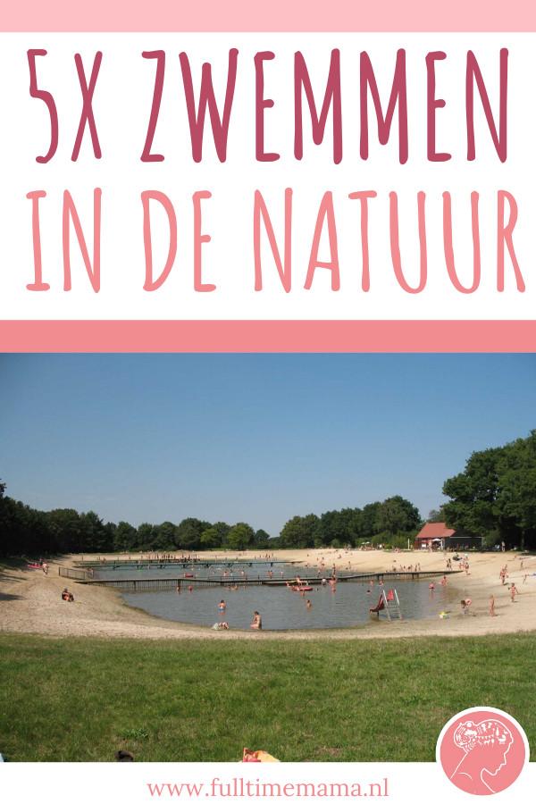 De zwembaden gaan langzaam allemaal weer open. Helaas moet je reserveren en wil je liever buiten zwemmen. Lees: 5x plekken om te zwemmen in de natuur.