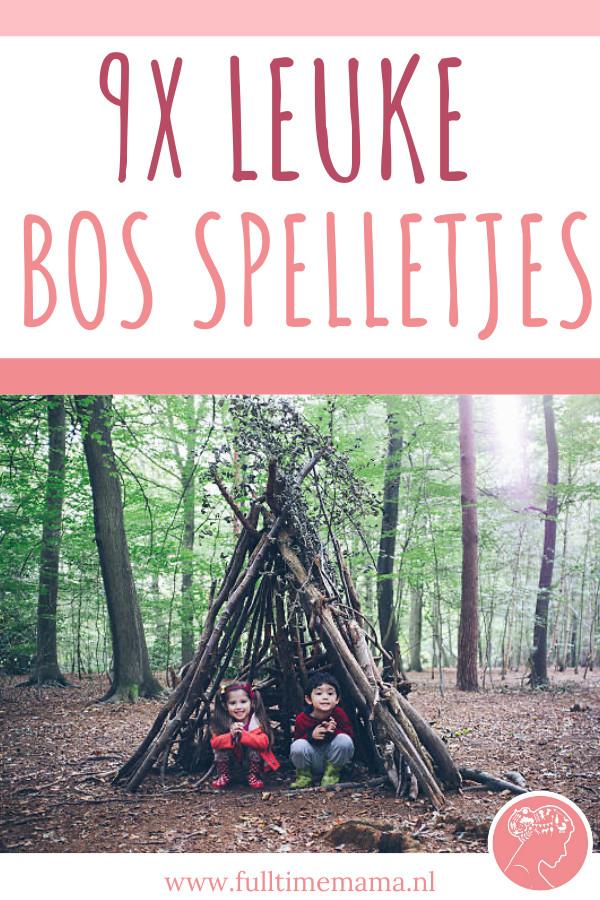 Geef je een kinderfeestje in een bos en zoek je leuke bos spelletjes? Hier vind je 9 leuke bos spelletjes voor kinderen van alle leeftijden!