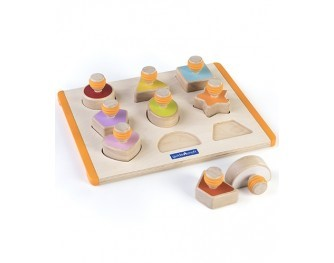 Educatief speelgoed voor een kind van 1 jaar: 5 tips
