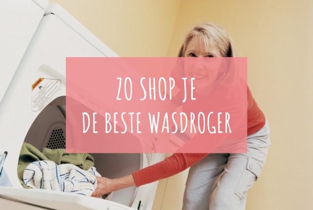 Is je wasdroger aan vervanging toe? In deze blog geef ik je een tip om gemakkelijk de wasdrogers te selecteren die voor jou perfect zijn.